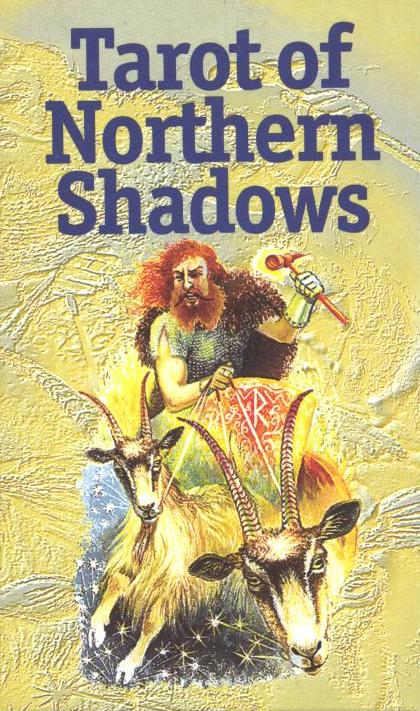 Northern Shadows Tarot - tarotové karty: Sylvia Gainsford