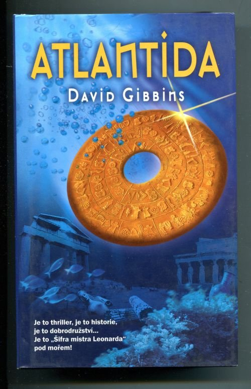 Atlantida: David Gibbns - antikvariát