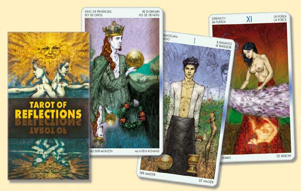 Zrcadlový Tarot - Tarot of Reflections