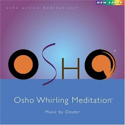 OSHO Whirling Meditation: Deuter - antikvární 1 ks - Mája