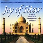 CD Joy of sitar