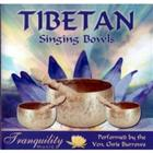 CD Tibetan Singing Bowls: Chris Burrows