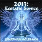 CD 2013: Ecstatic Sonic: Jonathan Goldman