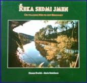 obálka knihy Řeka sedmi jmen