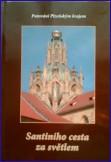obálka knihy Santiniho cesta za světlem