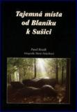 obálka knihy Tajemná místa od Blaníku k Sušici