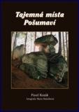 obálka knihy Tajemná místa Pošumaví