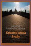 obálka knihy Tajemná místa Prahy
