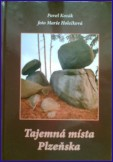 obálka knihy Tajemná místa Plzeňska