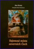 obálka knihy Tajemná místa severních Čech