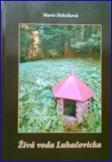 obálka knihy Živá voda Luhačovicka